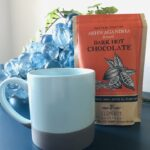 Hot Chocolate  (tool that supports sensory noting and mindful eating/consumption)