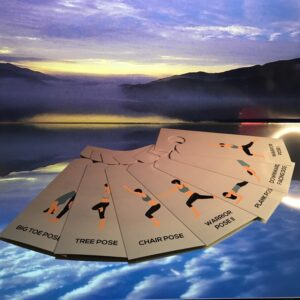YOGA CARDS (TOOL TO SUPPORT: MINDFUL MOVEMENT AND INTEROCEPTIVE AWARENESS