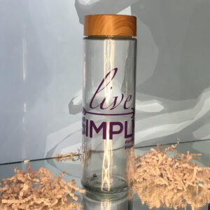 WATER BOTTLE  (TOOL TO SUPPORT: MINDFUL CONSUMPTION AND BALANCED EFFORT)